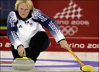 Curling legend Rhona Martin MBE inducted into Scottish Sports Hall of Fame