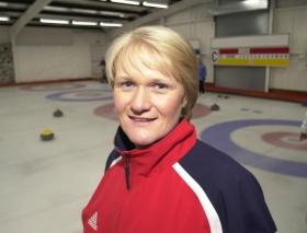 Rhona Martin MBE in Canada