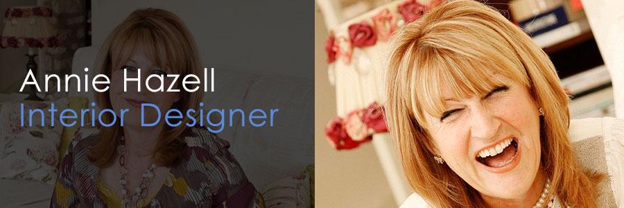 Annie Hazell - Interior Designer
