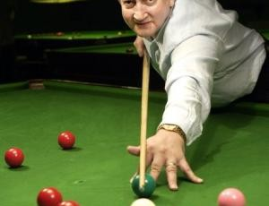 World Snooker Champion Joe Johnson joins Hamilton Management