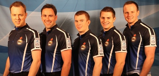 David Murdoch and Team Brewster get Bronze at Men's World Curling Championships in Canada.