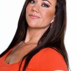 Big Brothers Lisa Appleton on Sky TV, 11th September.