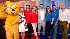 David Harper on Children In Need Bargain Hunt special,BBC1